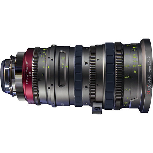 Angenieux EZ-2 15 to 40mm Cinema Lens Pack (Super35 and Full-Frame)