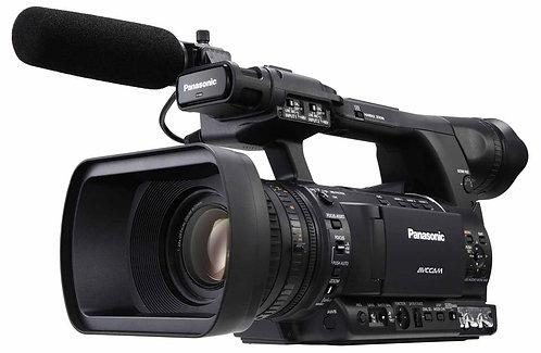 Panasonic AG-AC160A AVCCAM HD