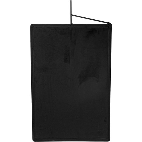 "Solid Black GOBO 24"" x 36"""
