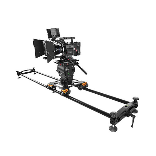 GreenBull BX200 2M Aluminum Alloy Camera Video Dolly Slider Max
