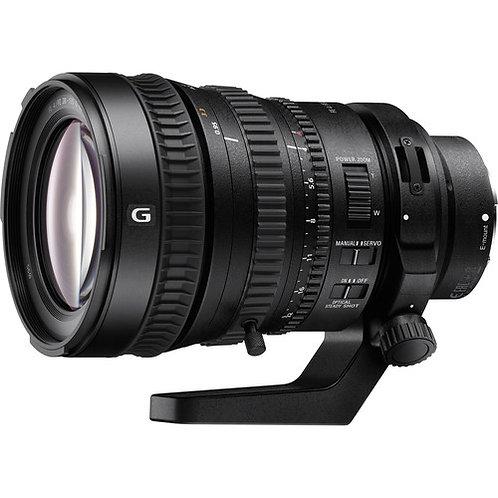 Sony FE PZ 28-135mm f/4 G OSS Lens (E-mount)