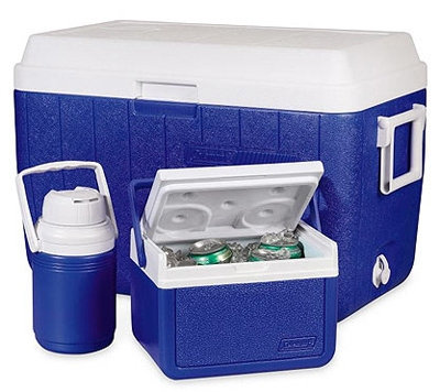 Cooler Container