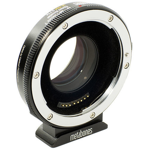 Metabones T Speed Booster Ultra 0.71x Adapter for Canon Full-Frame EF-Mount Lens