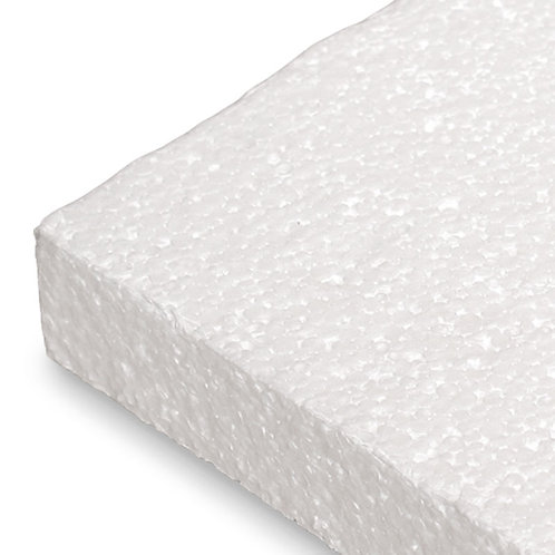 Polystyrene Reflector with Gold/Silver side