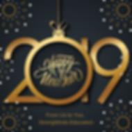 Happy New Year 2019 - StrongMinds Educat