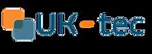 UK-tec Logo Color on transparent backgro