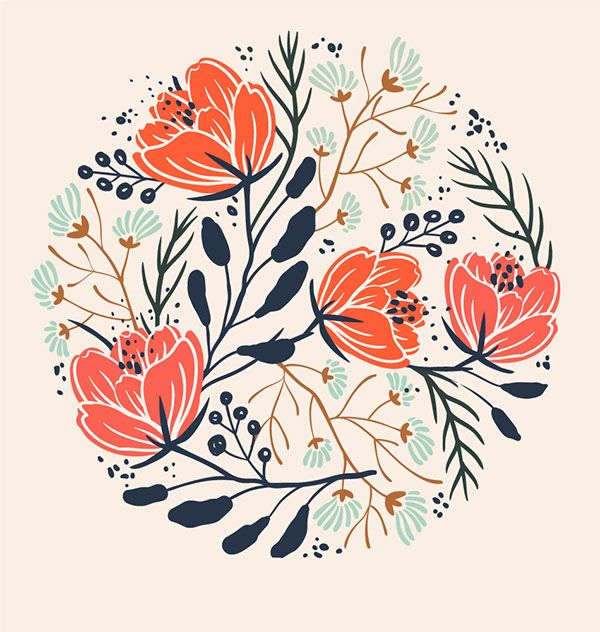507609b749ff2a4f9a19e4efe5fd70f1--flower-pattern-design-flower-patterns