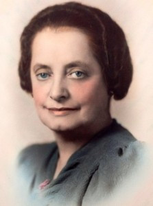 Ann Bickle was born in Wales in 1886. She moved to Minneapolis in 1910 for the purpose of studying voice.