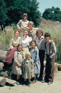 A cast photo during the peak years of Little House on the Prairie. Some of these cast members, and others, will be coming to Walnut Grove this summer. Photo thanks to Ed Friendly Estates/NBC