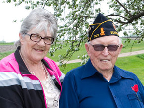 A life shaped by dust bowl, Depression and WWII