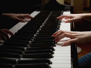 Boomer's Journal: Four daughters and a piano