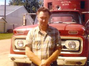 My dad's trucking company