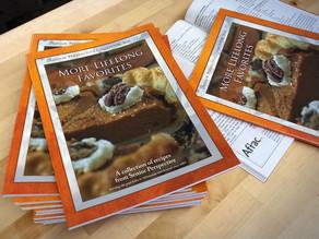 Cookbooks are here!