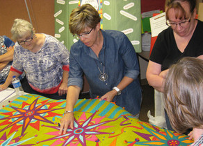 'Quilting is contagious'