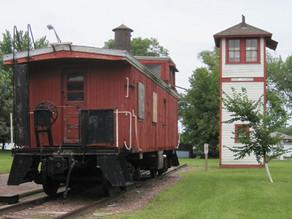Train enthusiasts  recreate a vanishing era