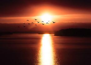 The Postscript: Second sunset