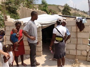 Mission to Haiti: Meet the Elicien family