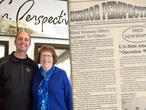 My Perspective: Sr. Perspective celebrates 25 years