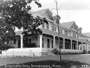 Alexandria's grand hotel era