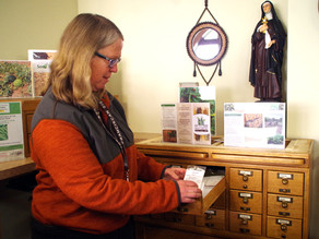 Seed library takes root in Little Falls