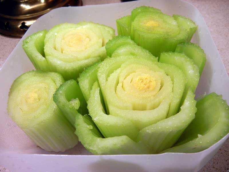 celery-sprouting-