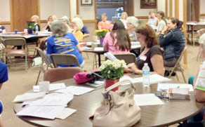 Working to empower, educate voters