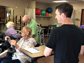 MOM rehab helps get patients back on their feet
