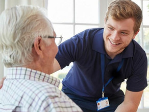 Helping people age in place… at home