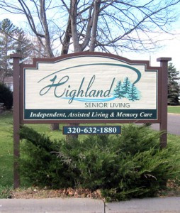 Highland Senior Living offers independent living, assisted living and memory care services in Little Falls. Contributed photo