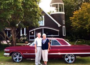 An 'unbelievable' car reunion