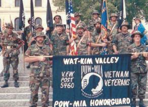 Honoring POW, MIA for 33 years