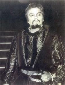 Lee Roisum as Count di Luna (Il trovatore) at the Zurich Opera House. Contributed photo