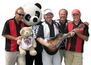 Headlining this year's Pope County Community Expo is the Teddy Bear Band, a live band that encourages plenty of audience interaction. The group, which is family friendly, has been performing for more than 30 years and has continues to promote a positive message during their shows.    Contributed photo