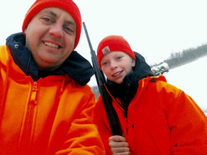 My Perspective: Our first deer hunting experience