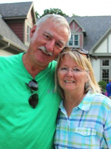 Jack and Gloria Pfeifer, of Starbuck. Contributed photo