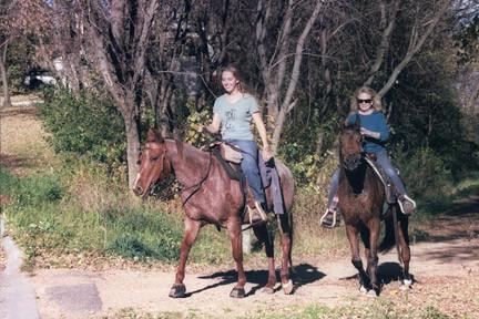 Horseback-riders