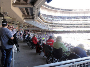 Accessibility important part of Target Field's game plan