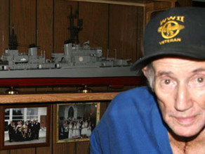 WWII vet 'very proud to serve'