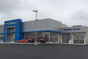 New building, location; same service