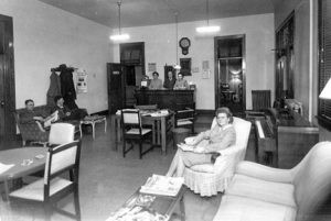 Interior shot of the Hotel Romborg, as it was called for many years. Contributed photo