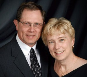Lon  Kvanli and his wife, Heidi, are co-pastors of First Lutheran Church of Mitchell, S.D.