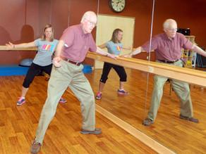 Parkinson's care, close to home