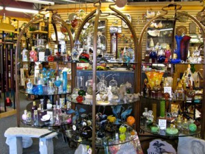 Besides bird feeders and houses, Wild About Birds has a huge selection of gift items, including wind chimes, fragrance lamps, memorial benches and garden decor. Contributed photo