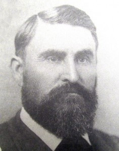 Charles Goodnight, born with the Texas Revolution, came to the state from Missouri the year Texas entered statehood, and, later, with a handful of men, invented the American ranching industry and the chuckwagon. Charles Goodnight rebuilt an army surplus Studebaker wagon to create his chuckwagon. Contributed photo