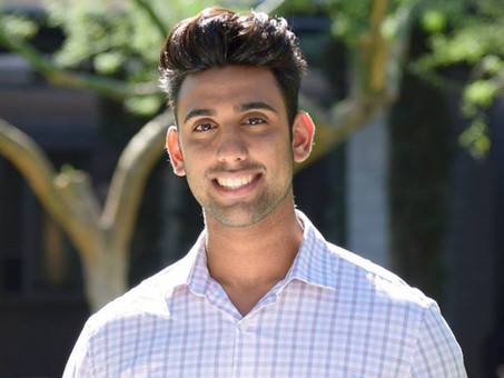 Why I'm #TeamEdstruments: Farhan, Strategy and Operations Analyst