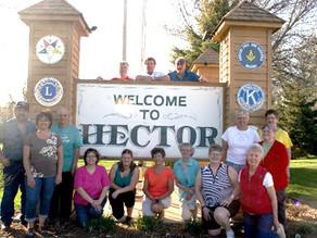 City of Hector celebrates 135 years
