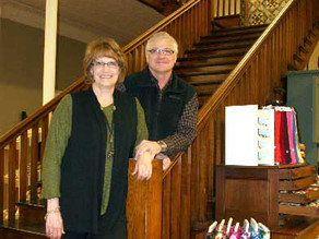Business Profile: Hartungs take over 'favorite quilt shop'