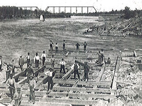 History, function of Morrison Co. dams