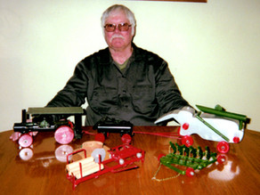 Joe's toys