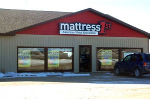 Mattress 1st is the latest addition to Factory Direct. Photo by Scott Thoma